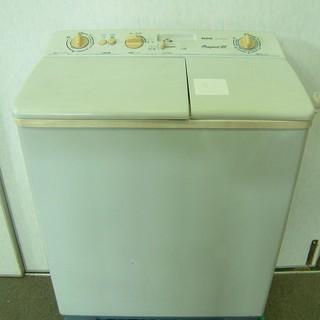 【さらに値下げ】二槽式 洗濯機 サンヨー 97年 2.5kg