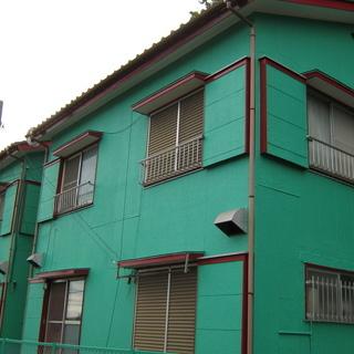 ♫ 値下げしてみました。利回り12.84% グリーンに外壁塗装、リ...