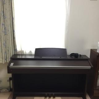 ①電子ピアノ23000円