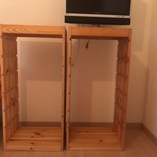 IKEA キッズ 子供 収納 トロファスト