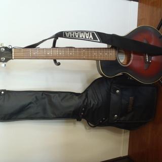 初心者 YAMAHA セミアコスティックギター