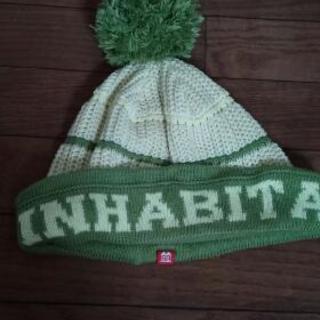 【INHABITANT】ニット帽