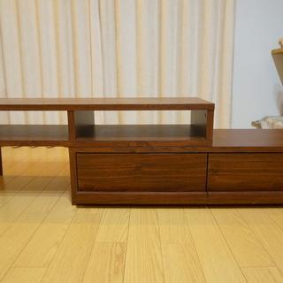 木目調テレビボード