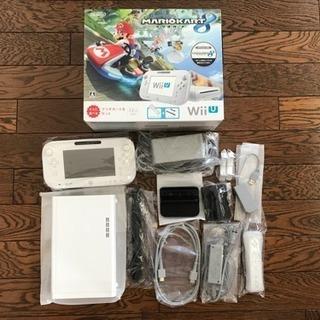 WiiU マリオカート8 セット 同梱版