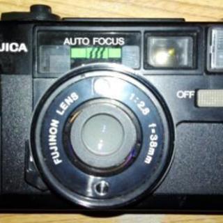 FUJICA  AUTO-7  AUTOFOCUS       ...