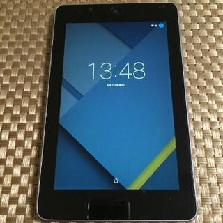 ネクサス7 2012 16ギガ Wi-Fiモデル (多少、難あり)
