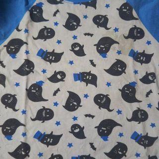 ★可愛いオバケ柄のパジャマ 90㎝ ★