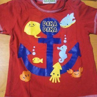 95㎝の半袖Tシャツ  1枚200円