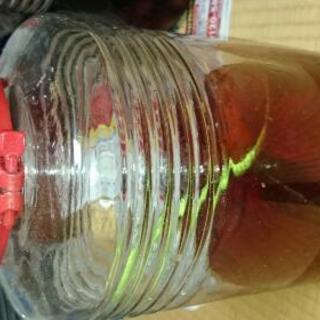 果実酒用のガラス容器のみ