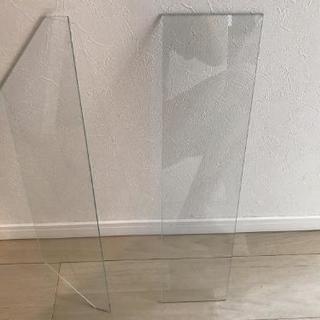 水槽のガラス