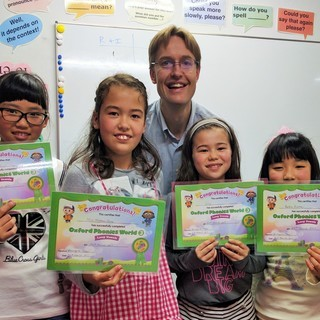 開催決定 子供英語試験 梅田 ケンブリッジ国際児童英語検定 YLE  - 大阪市
