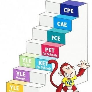 開催決定 子供英語試験 梅田 ケンブリッジ国際児童英語検定 YLE  - その他