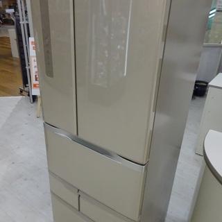 取りに来れる方限定!TOSHIBA(トウシバ)の6ドア冷蔵庫 48...