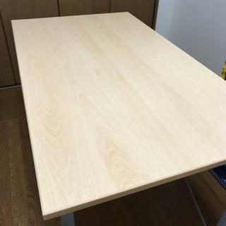 テーブル 組み立て式 事務机 学習机