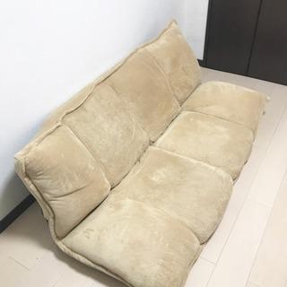 ふかふかソファベッド