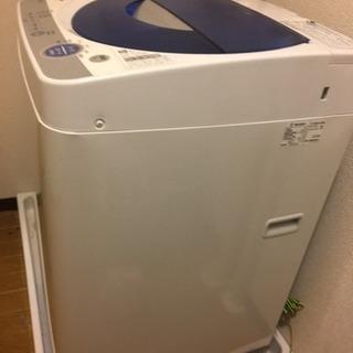 冷蔵庫、洗濯機を譲ります