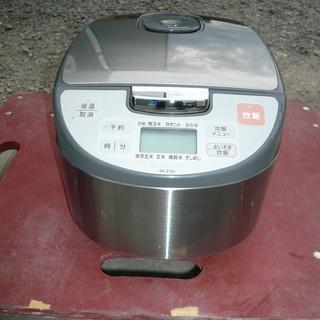 シャープ SHRAP 炊飯ジャー5合炊き2015年製 KS-Z101