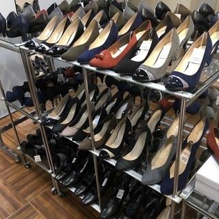 実働7時間、日当8,500円!百貨店での婦人靴販売スタッフ募集