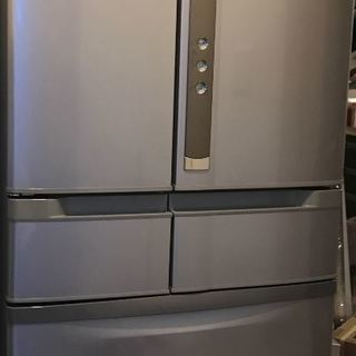 値下げ 冷蔵庫(543L・フレンチドア) クールグレー 栄養いきい...