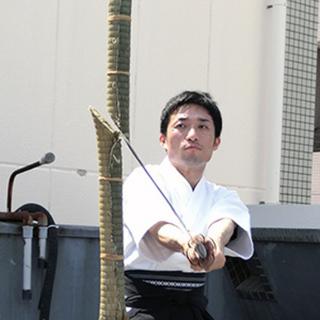 来たれ、武士。日本刀試し切り体験会