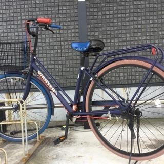 自転車2,000円★26インチ★空気入れ付き