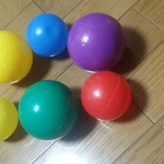 プラスチック ボール およそ200個以上