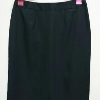 【未使用品】黒スカートW70