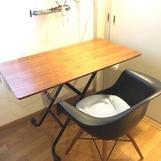 NOCE 高さ調節可能 テーブル【〜9月30日】