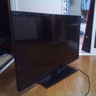 42型フルハイビジョン液晶テレビ
