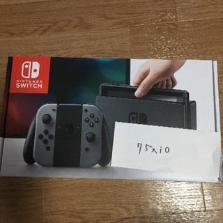 switch本体【新品未開封】