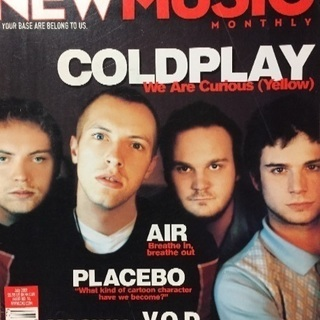 new music アメリカの雑誌(英語