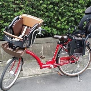 プチママンDX(Petit Maman DX) 子乗せ自転車