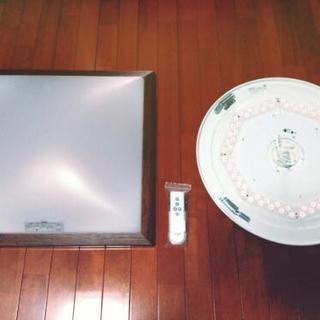 ★新品★早い者勝ち♪【LEDシーリングライト/リモコン&電池付(新...