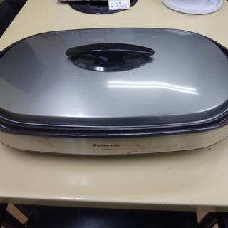 中古 Panasonic パナソニック NF-WM3-S ホットプ...