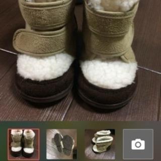ムートンブーツ 靴 シューズ 13センチ