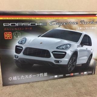 ポルシェカイエン RCカー 正規ライセンス商品