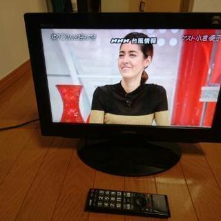 国内メーカー32型以上の液晶テレビと交換希望☆東芝REGZA 19...