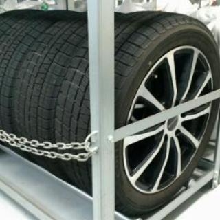 スタッドレスタイヤ/ホイール 4本セット