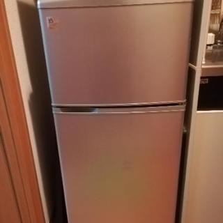 無料!2ドア冷蔵庫☆