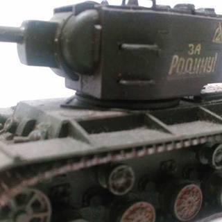 ソヴィエト重戦車 KVⅡ後期型「ギガント」