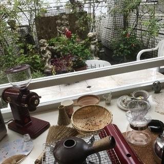 自分で焙煎したコーヒーをドリップバッグに♪ - 広島市