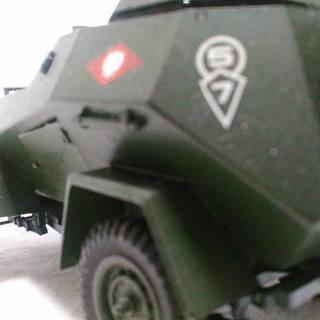 ソビエト装甲車 BA-64B