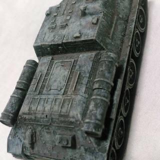 ソビエト戦車 1/76 SU-85