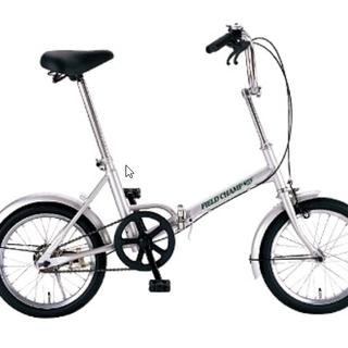 16インチ 折りたたみ自転車