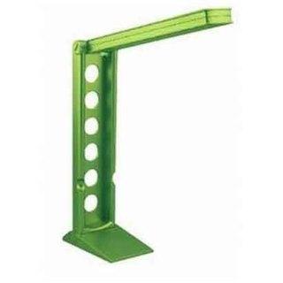 ヤザワ LEDデスクスタンド 本体色グリーン