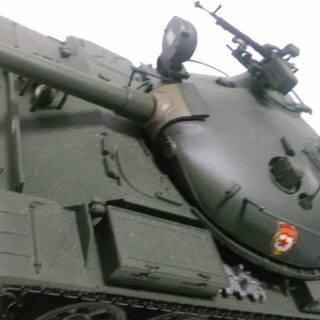ソビエト陸軍 T-62 プラモデル