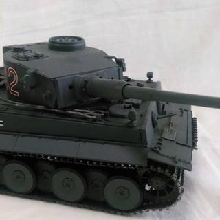 ドイツ重戦車 タイガー1型  プラモデル