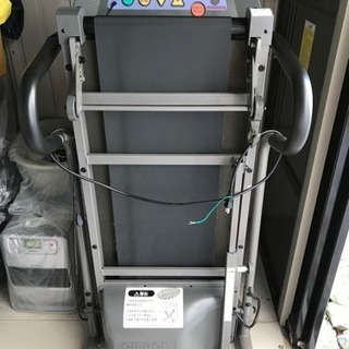 OMRON HBE-600 ランニングマシーン