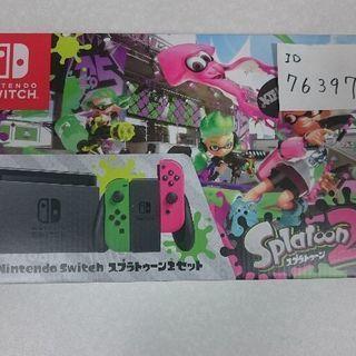 [9/19まで募集]新品 ニンテンドースイッチ switch スプ...
