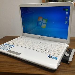 訳有)美品 第2世代Core-i3 HDD500G メモリ4G O...